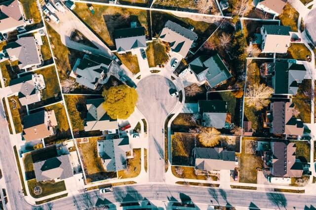 county neighborhood homes