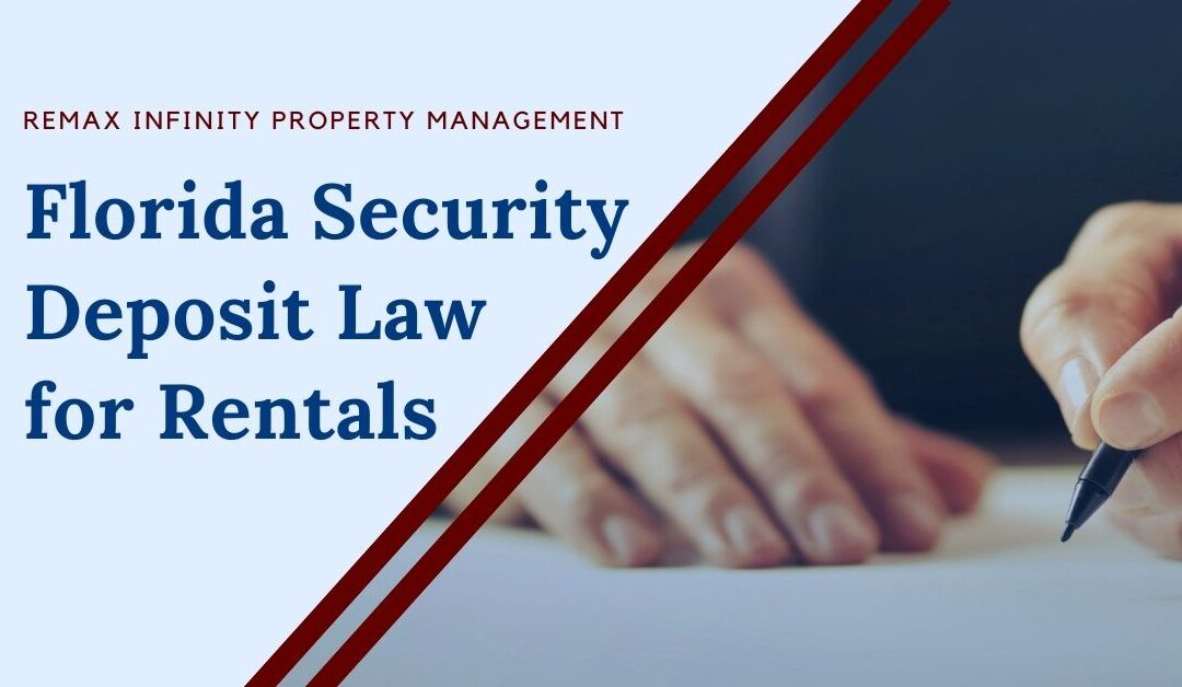 Florida Security Deposit Law for Rentals