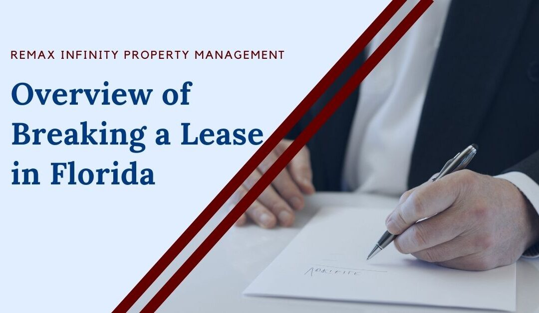 Overview of Breaking a Lease in Florida