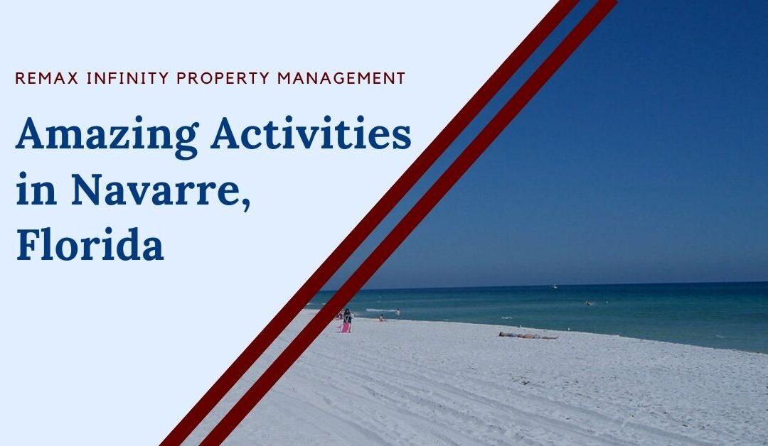 Amazing Activities in Navarre, Florida